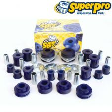 LAND ROVER DEFENDER 2007-2016 SUPERPRO POLYURETHANE SUSPENSION BUSH KIT-KIT43DK